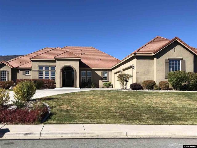 6889 Marble Canyon Road, Reno, NV 89511 (MLS #180015595) :: Harpole Homes Nevada