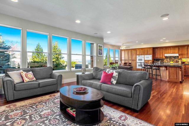 3127 Marble Ridge Ct, Reno, NV 89511 (MLS #180015604) :: Harpole Homes Nevada