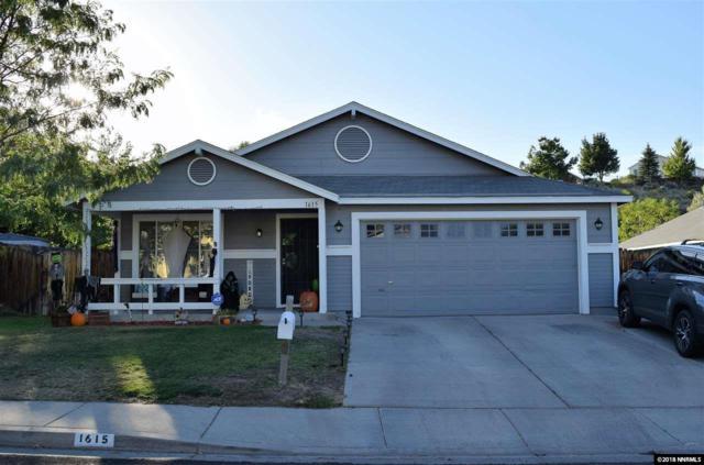 1615 Mescalero, Reno, NV 89523 (MLS #180015631) :: The Mike Wood Team