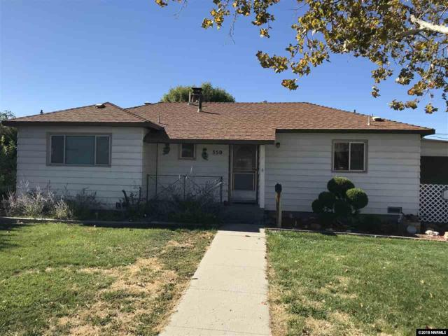 350 S Allen Street, Fallon, NV 89406 (MLS #180015636) :: NVGemme Real Estate