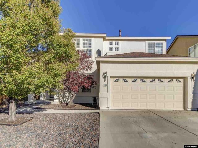 2933 Ridgecrest Dr, Carson City, NV 89706 (MLS #180015648) :: Harpole Homes Nevada
