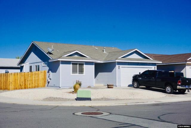 318 Emigrant Way, Fernley, NV 89408 (MLS #180015649) :: Marshall Realty