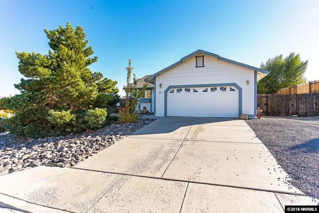 1041 Greenwing Drive, Sparks, NV 89441 (MLS #180015668) :: The Mike Wood Team