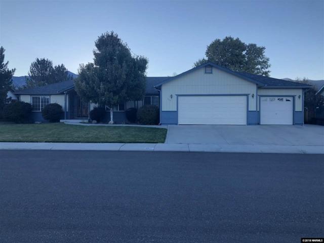 867 Longleaf Pl, Minden, NV 89423 (MLS #180015669) :: Chase International Real Estate