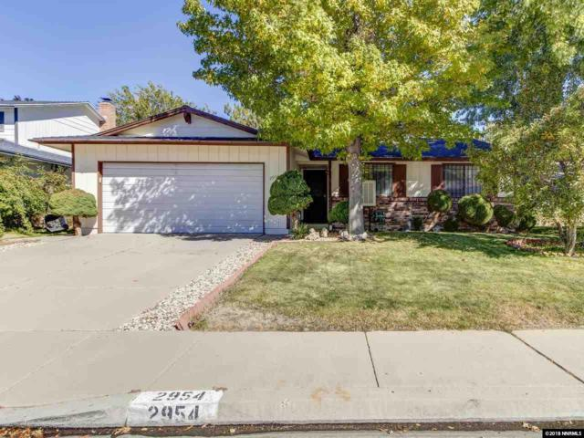 2954 Round Mountain, Sparks, NV 89434 (MLS #180015687) :: Marshall Realty