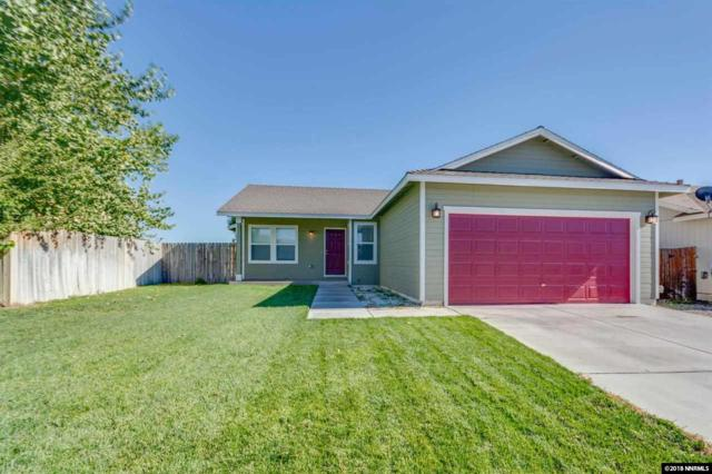 115 Relief Springs, Fernley, NV 89408 (MLS #180015690) :: Marshall Realty