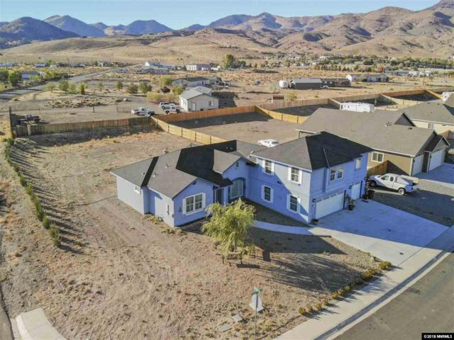 158 Cambridge Drive N/A, Dayton, NV 89403 (MLS #180015699) :: Marshall Realty