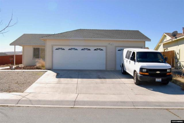 201 Emigrant, Fernley, NV 89408 (MLS #180015705) :: Marshall Realty