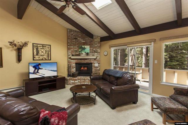321 Ski Way #145 #145, Incline Village, NV 89451 (MLS #180015708) :: The Mike Wood Team