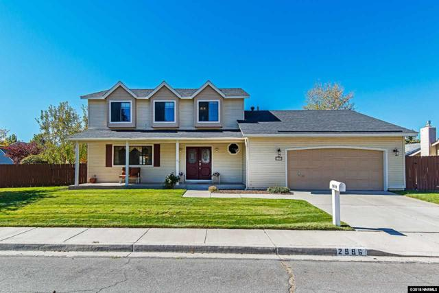 2996 Halleck Drive, Carson City, NV 89701 (MLS #180015721) :: Harpole Homes Nevada
