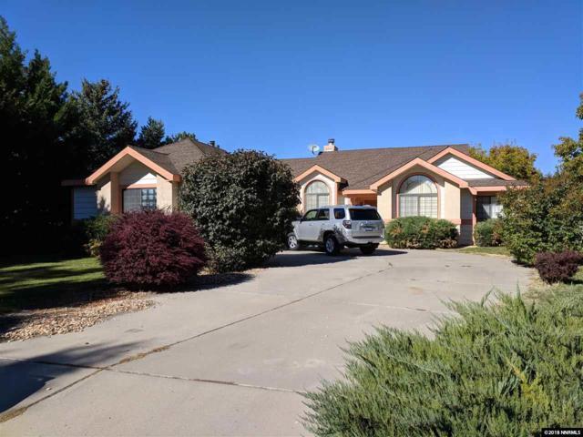 14190 Riata Circle, Reno, NV 89521 (MLS #180015732) :: The Mike Wood Team