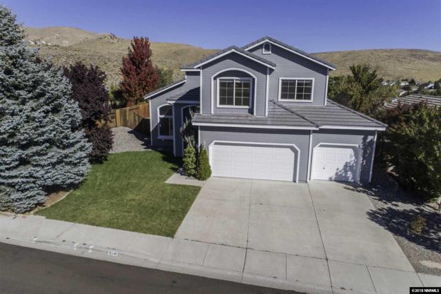5741 Brittania Drive, Reno, NV 89523 (MLS #180015733) :: The Mike Wood Team