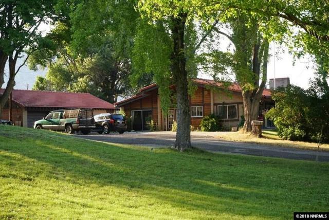 3350 Fairchild Court, Gardnerville, NV 89410 (MLS #180015736) :: Chase International Real Estate