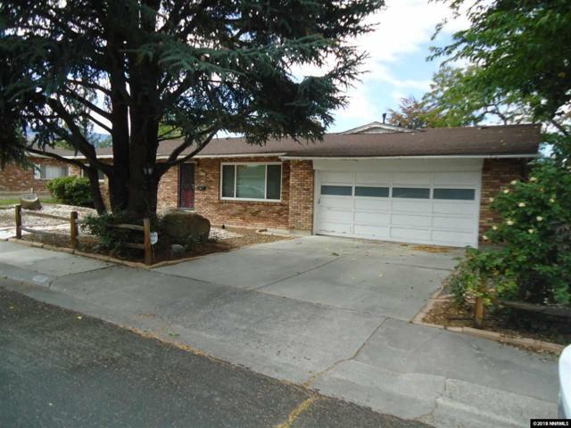 645 Harbin Lane, Reno, NV 89509 (MLS #180015742) :: The Mike Wood Team