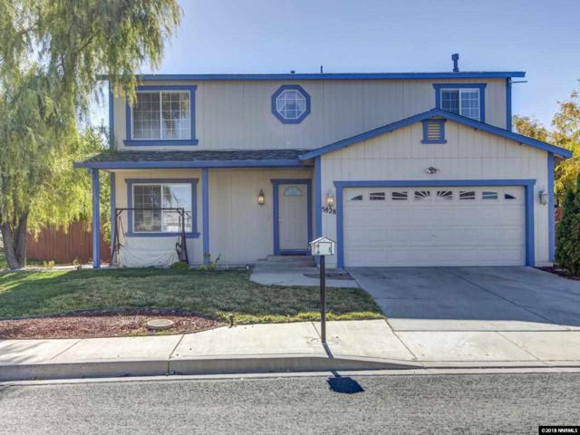 5828 Lightning Court, Sun Valley, NV 89433 (MLS #180015743) :: The Mike Wood Team