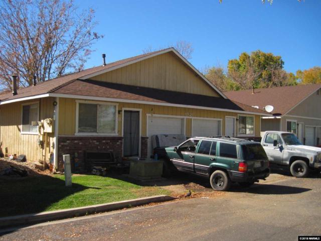 1526 North Court #2, Gardnerville, NV 89410 (MLS #180015748) :: Chase International Real Estate