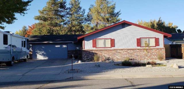 1316 Sonoma St, Carson City, NV 89701 (MLS #180015764) :: Harpole Homes Nevada