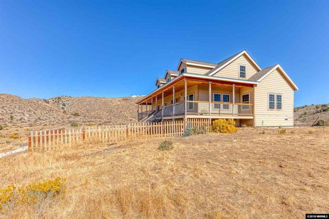 2850 Slippery Gulch Road, Virginia City, NV 89440 (MLS #180015765) :: Harpole Homes Nevada