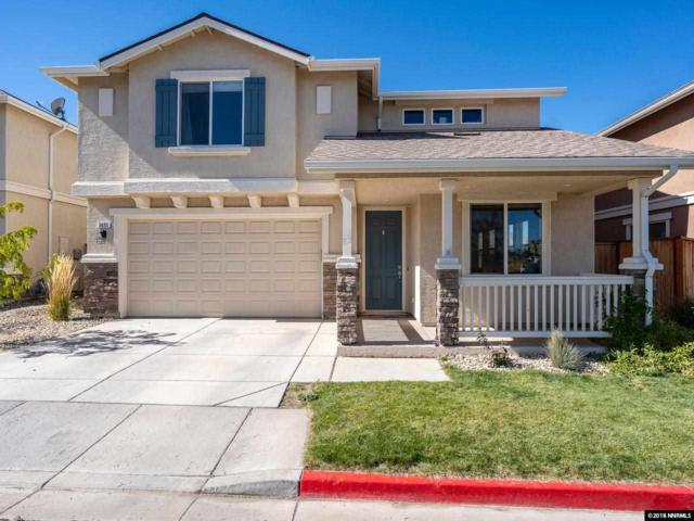 3695 Coastal Steet, Reno, NV 89512 (MLS #180015767) :: The Mike Wood Team