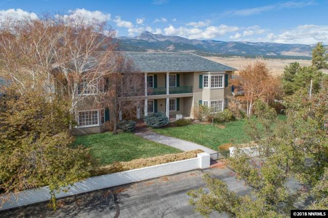 1103 Skinner Drive, Washoe Valley, NV 89704 (MLS #180015770) :: Marshall Realty