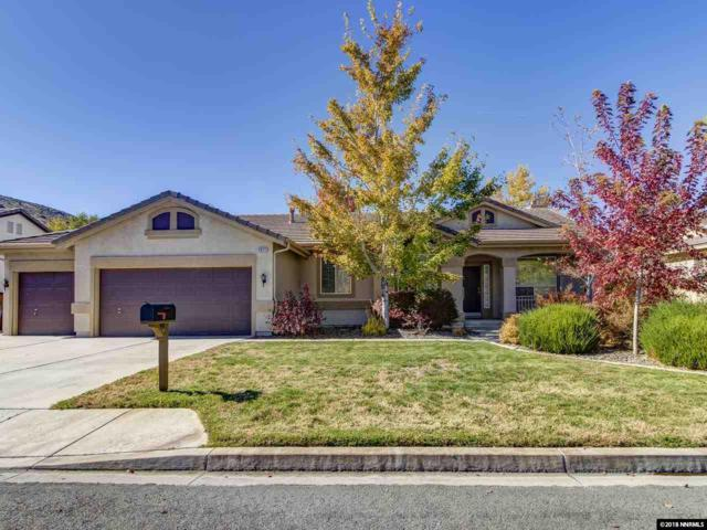 5973 Hidden Highlands Drive, Reno, NV 89502 (MLS #180015777) :: The Mike Wood Team