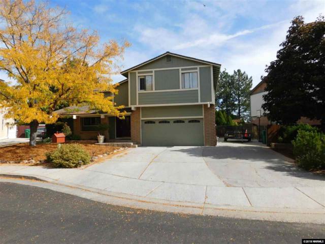 1592 Ridgegate, Reno, NV 89523 (MLS #180015783) :: The Mike Wood Team