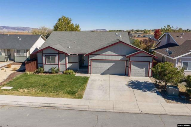 938 Jessica Lane, Fernley, NV 89408 (MLS #180015790) :: Chase International Real Estate