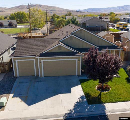 652 Canary Circle, Fernley, NV 89408 (MLS #180015792) :: Chase International Real Estate
