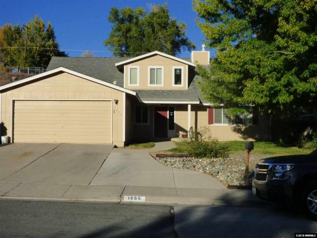1800 Severn, Reno, NV 89503 (MLS #180015800) :: The Mike Wood Team