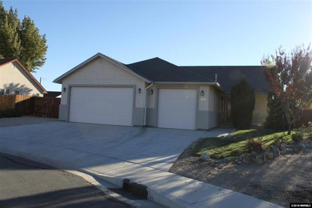 310 S Mountain View, Yerington, NV 89447 (MLS #180015813) :: The Mike Wood Team