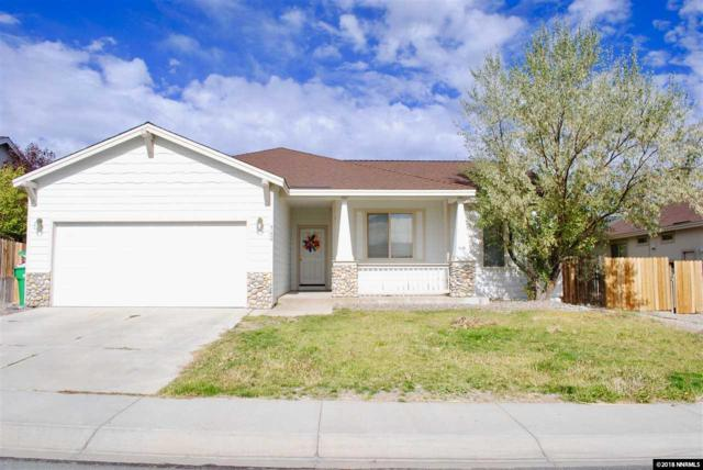 562 Sugarloaf, Dayton, NV 89403 (MLS #180015826) :: The Mike Wood Team