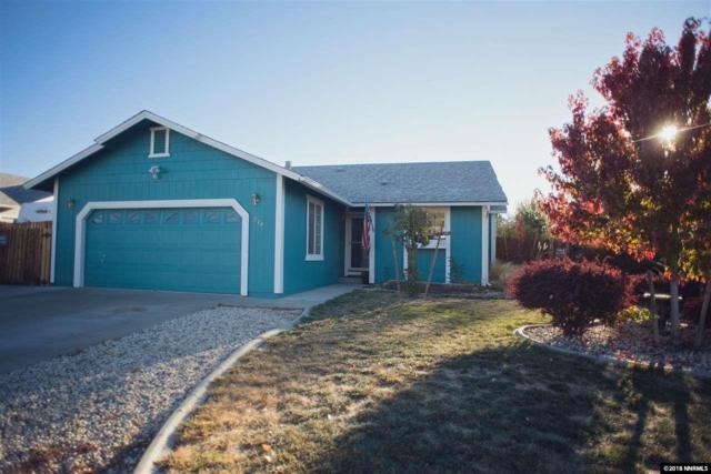 974 Yellowhammer Dr., Sparks, NV 89441 (MLS #180015827) :: Chase International Real Estate