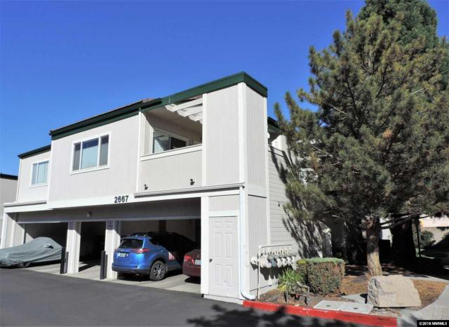 2667 Sycamore Glen #1, Sparks, NV 89434 (MLS #180015833) :: The Mike Wood Team