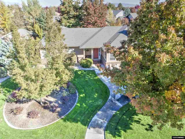 1198 Kingston Way, Gardnerville, NV 89460 (MLS #180015841) :: Chase International Real Estate