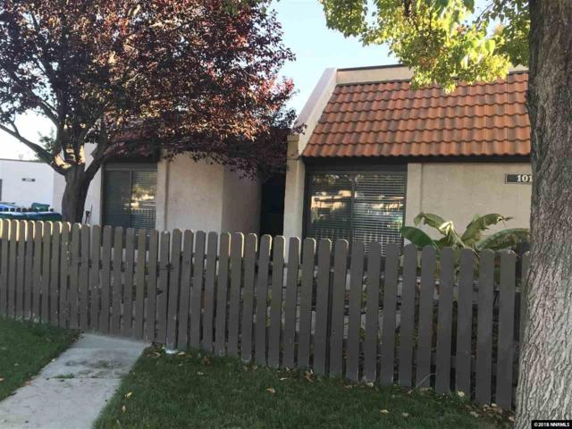 1015 Baywood Drive B, Sparks, NV 89434 (MLS #180015851) :: The Mike Wood Team