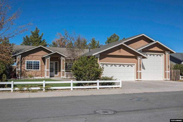 1262 Kyndal Way, Gardnerville, NV 89460 (MLS #180015859) :: Joshua Fink Group