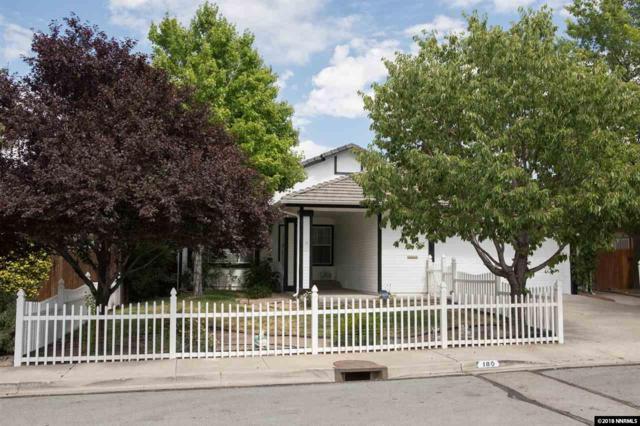 180 Brooktrail Drive, Reno, NV 89519 (MLS #180015863) :: Joshua Fink Group