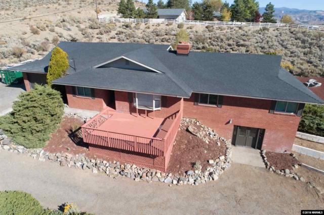 4949 Quartz Drive, Carson City, NV 89706 (MLS #180015867) :: Vaulet Group Real Estate