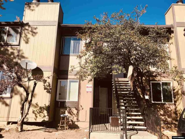 2500 Tripp Dr., #8, Reno, NV 89512 (MLS #180015873) :: The Mike Wood Team