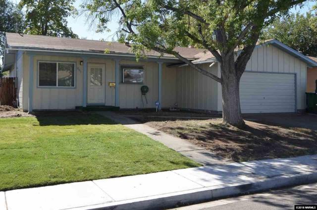 251 Mcgoldrick, Sparks, NV 89431 (MLS #180015876) :: Chase International Real Estate