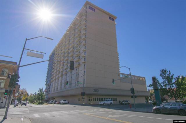 200 W 2nd Street #606, Reno, NV 89502 (MLS #180015879) :: Harcourts NV1