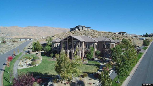 1705 Sharpe Hill Cir, Reno, NV 89523 (MLS #180015913) :: The Mike Wood Team