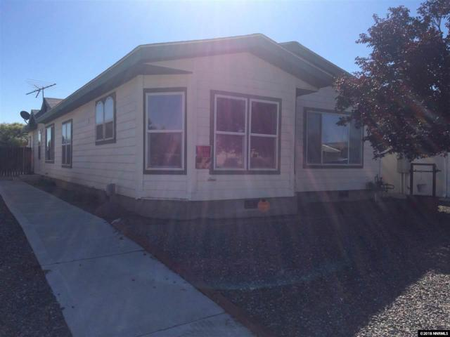 927 Green Valley Drive, Fernley, NV 89408 (MLS #180015958) :: Marshall Realty