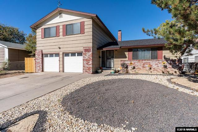 142 Emerson Way, Sparks, NV 89431 (MLS #180015962) :: The Mike Wood Team