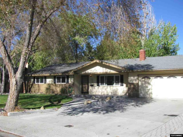524 Jackson Way, Carson City, NV 89701 (MLS #180015967) :: The Mike Wood Team
