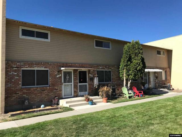 1181 S Nevada, Carson City, NV 89703 (MLS #180016044) :: Vaulet Group Real Estate
