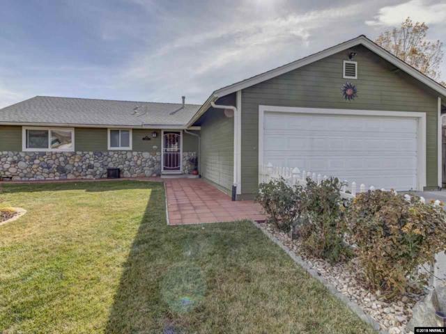 1235 Rolling Hills Dr, Carson City, NV 89706 (MLS #180016051) :: Harcourts NV1