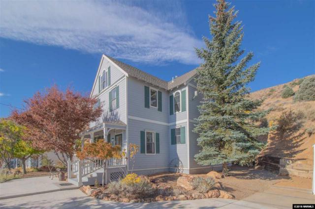 120 N Summit St., Virginia City, NV 89440 (MLS #180016069) :: Vaulet Group Real Estate