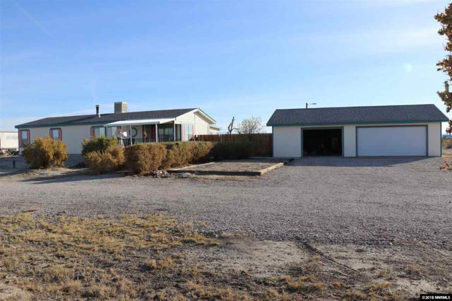8383 Pasture, Fallon, NV 89406 (MLS #180016083) :: Mike and Alena Smith | RE/MAX Realty Affiliates Reno