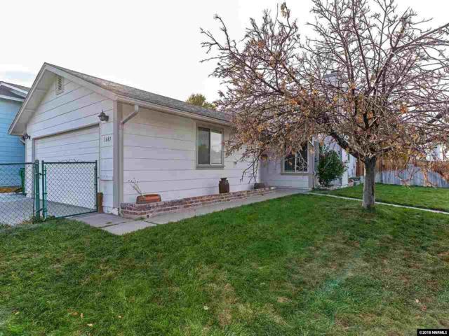 1681 Topeka Cr, Sparks, NV 89434 (MLS #180016089) :: Vaulet Group Real Estate